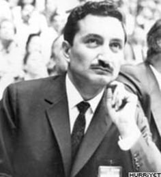 TURKEY: POLITICIAN: PM 4 x, 1974-2002. Leader of Rep. People's Party, 1972-1980, then the leader of the Dem. Left Party in 1989. In 1971 he resigned from the post as a protest to the party decision to support the transitional gov est. by a MIL intervention. In 1972, he succeeded İsmet İnönü as the leader of the party to become PM. Despite lasting only 10 months, Ecevit's first gov was responsible for the successful Turkish invasion of Cyprus, for which he is nicknamed the 'conqueror of… North Africa, Cyprus, Middle East, The Twenties, No Response, Turkey, Party, People, Folk