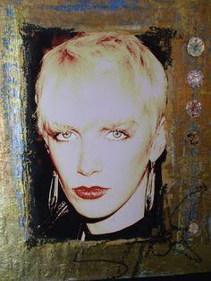Annie Lennox by Joester