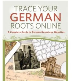 Great resource for tracing German Roots online ....go here for discount!   See:  http://us5.campaign-archive2.com/?u=e6b48e8de3ee2e5430b75a4d5&id=c735d70052&e=b7e7db8f9d