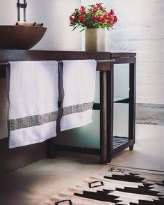 YE' ii Arte Textil Mexicano Contemporáneo + Carol Schoch toallas y ropa de cama CoDiseño
