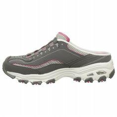ed7eaf3c7ab5e5 Skechers Women s D Lites Essential at Famous Footwear ---- Love the slip