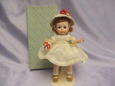 Madame Alexander Kins 1956 Doll BKW Wendy w Original Box Stunning | eBay