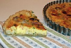 Clotted cream, langoustines and mussels quiche. I saw Rick Stein do this on Saturday Kitchen some time ago... and I am NOT into the idea of the quiche that was mentioned... but, the idea of a quiche with clotted cream and something else? YES!