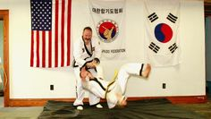 Hapkido Master Billy Spence