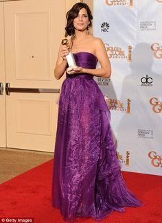 Amazing dress. Glad she got rid of the ungrateful husband!!