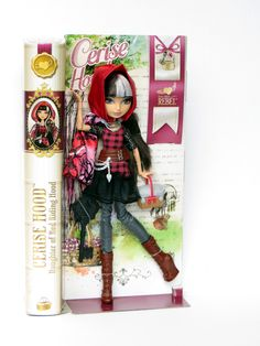 Cerise Hood, Ever After High.