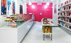 Eleni's NYC by RED ANTLER , via Behance
