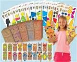 Image detail for -printable templates for brown paper bag puppets you can print a cow ...