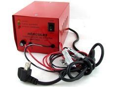 Faça um carregador d bateria de carro c/ carregador de celular
