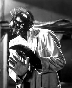 Al (David) Hedison as The Fly (1958)