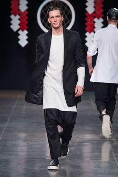 D.GNAK - Fall 2015 Menswear - Look 10 of 29