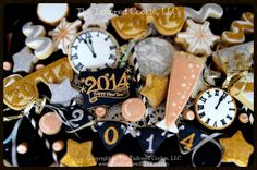 Happy New Year!!!!! http://www.thetailoredcookie.com/Home_Page.php