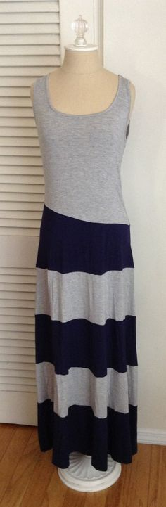 Stitch Fix Subscription Review – July 2014 Navy Maxi | My Subscription Addiction