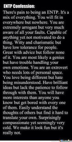 I like all of this. Except the end. I'm still pretty happy, despite the struggles.