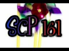 SCP 161 - Pinwheel of Doom!