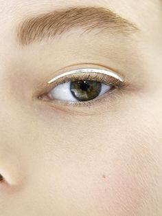 Backstage beauty report: Stick-on eyeliner at Dior (and the only beauty gift you'll want this holiday season)