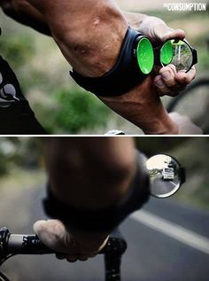 Bicycle mirror