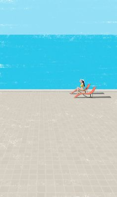 Canicule by Raphaelle Martin