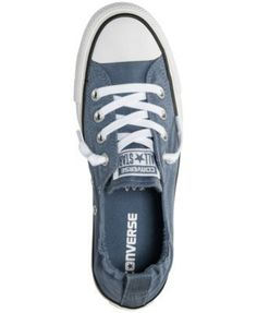 Converse Women s Chuck Taylor Shoreline Ox Casual Sneakers from Finish Line  Shoes - Finish Line Athletic Sneakers - Macy s 36bc4a339