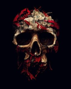 AWESOME SKULL!! \m/