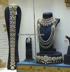 Diamond Jada Long Chain and Waistbelt by PMJ