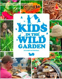 kids in the wild garden book