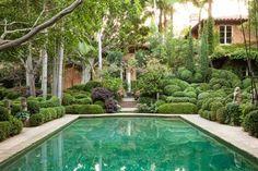 Richard Shapiro's Inspiring Art Garden in Los Angeles: A Green Dream