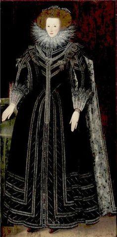 Unknown Lady,1614