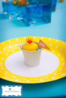Rubber ducky Food idea