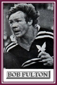 """3. Bob Fulton 1966-76 (213 games) Left Position: Centre. Fulton won three premierships with the Manly-Warringah Sea Eagles in the 1970s, the last as captain. He represented for the Australian national side on 47 occasions, 7 times as captain. He had a long coaching career at the first grade level, taking Manly to premiership victory in 1987 & 1996. In 1985 he was selected as one of the initial four post-war """"Immortals"""" of the Australian game."""