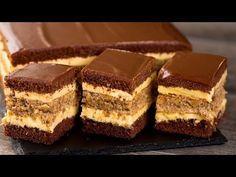 Prăjitura care a înnebunit planeta! Este demențial de bună! | SavurosTV - YouTube Sweets Recipes, Baking Recipes, Cake Recipes, Romanian Desserts, Jaffa Cake, Kolaci I Torte, Torte Cake, Dessert Drinks, Homemade Chocolate