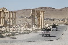 #world #news  Russia says Palmyra fully recaptured by Syrian army with Moscow's help: RIA