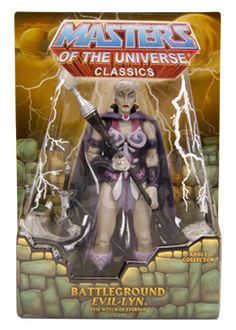 ToyzMag.com » Review – Battleground Evil-Lyn Masters Of The Universe Classics