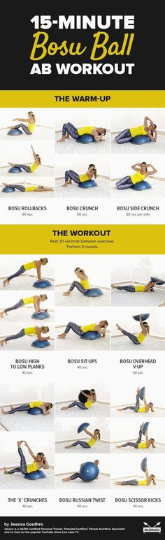http://www.beginnersyogablog.com/kripalu-yoga-joining-forcesThis bosu ball ab workout tightens and tones your abs from every angle. Do this workout anywhere—from the gym or the comfort of your home! Get the full workout here: http://paleo.co/bosuballworkout