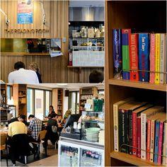The Reading Room Cafe, Footscray ~~ Melbourne, Australia