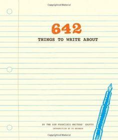 642 Things to Write:Amazon.de:Fremdsprachige Bücher
