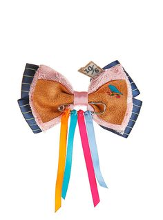 Disney Alice Through The Looking Mad Hatter Cosplay Bow // Inspiration