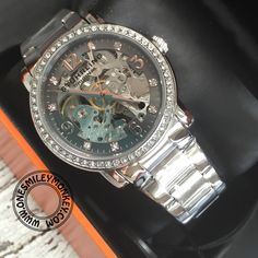 Stuhrling Original Watch Perfect Mother's Day Gift, Website Features, Mother Day Gifts, Watch, Accessories, Clock, Bracelet Watch