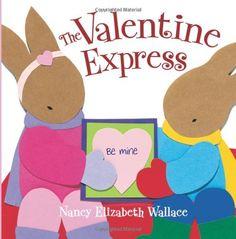 The Valentine Express by Nancy Elizabeth Wallace http://www.amazon.com/dp/0761454470/ref=cm_sw_r_pi_dp_XWz7tb1MBXMZ9