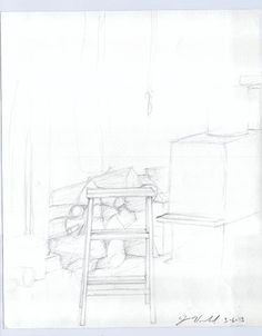 Interiors and Landscapes | Page 2 | Drawings By J Woodard