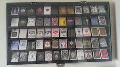 Playing Card Display Case