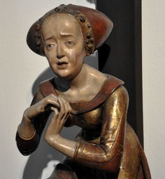 Medieval Art, Renaissance Art, Wooden Statues, Effigy, 15th Century, Wood Sculpture, Art And Architecture, Archaeology, Woodcarving