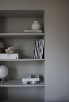 ONGOING PROJECTS - ELISABETH HEIER Paint colour: Washed Linen by Jotun Lady Photo Credit: Elisabeth Heier http://elisabethheier.no/2017/03/ongoing-projects/