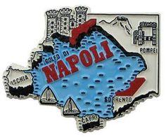 MGI Companies, Inc. - Naples Italy Souvenir Magnet, $2.89 (http://www.internationalgiftitems.com/naples-napoli-italy-magnet)