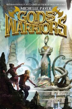 Gods and Warriors by Michelle Paver -- great for Percy Jackson fans