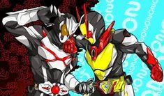 Kamen Rider Kabuto, Kamen Rider Zi O, Kamen Rider Series, Character Art, Character Design, Robot Cartoon, Zero One, Armor Concept, Anime