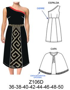 z106d vestido mapuche mujer
