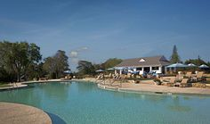 Get a tan by the pool at the Samoset Resort