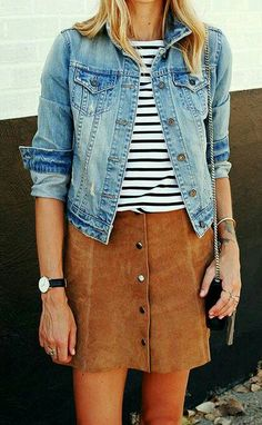 Brown skirt                                                       …
