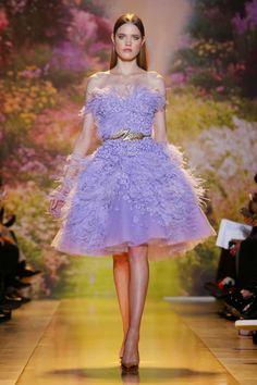 Mis Queridas Fashionistas: Zuhair Murad Haute Couture Spring Summer 2014-Paris